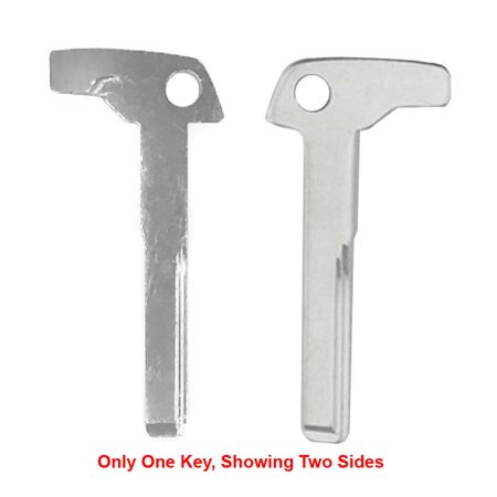 New Smart Remote Key Keyless Replacement Uncut Blade Blank For Mercedes Benz