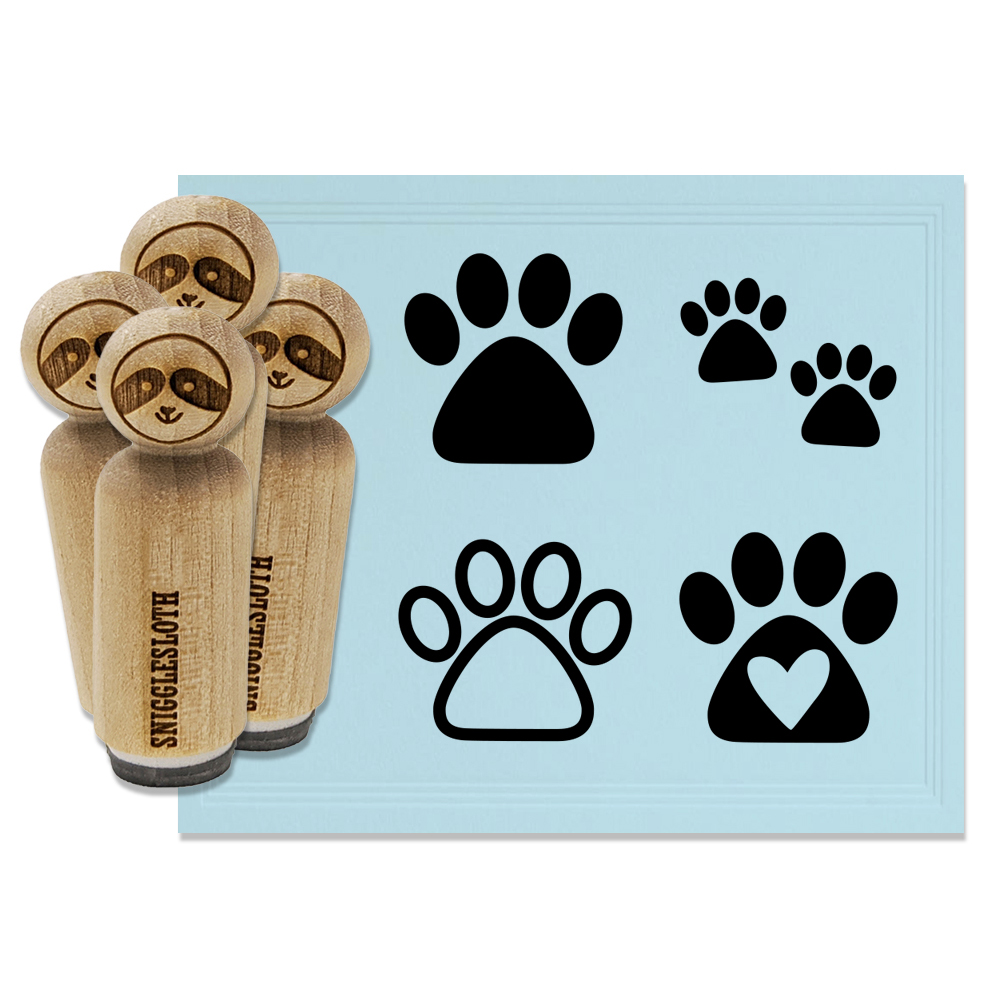 Cat Butt Doodle Rubber Stamp for Stamping Crafting Planners 1//2 Inch Mini