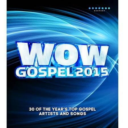 Wow Gospel 2015  2Cd