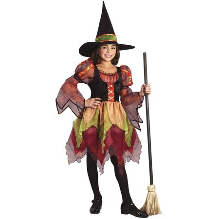 Childrens Witch Costumes (Costumes For All Occasions Fw5863Sm Child Fairy Witch Size)