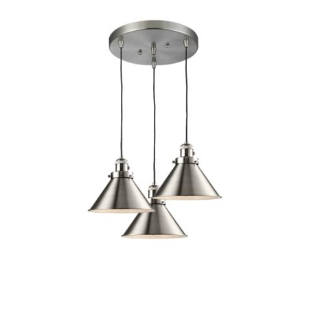 Briarcliff Pendant Lighting - Innovations Lighting 211/3 Briarcliff Briarcliff 3-Light 12