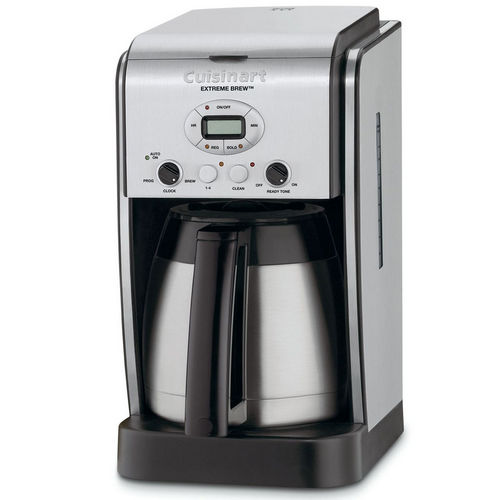 Cuisinart DCC-2750 Extreme Brew 10-Cup Programmable Coffeemaker (Refurbished)