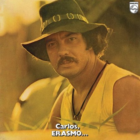 Erasmo Carlos (Vinyl) (Carlos Beltran Memorabilia)