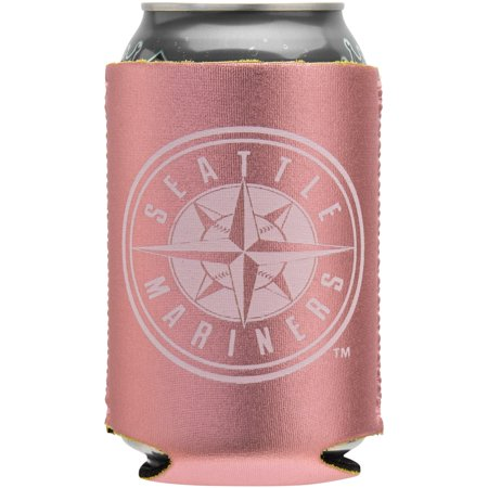 Seattle Mariners 12oz. Rose Gold Can Cooler Seattle Mariners Fan Memories