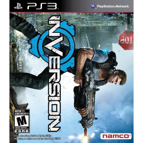Namco Inversion - Third Person Shooter - PlayStation 3