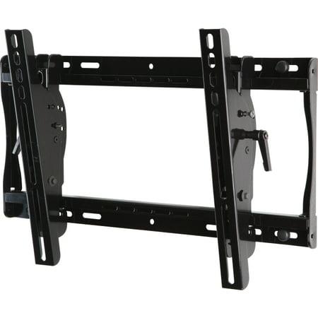 Peerless Paramount PT640 Universal Tilt Flat Panel Wall Mount - 150 lb - Black