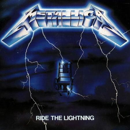 Metallica   Ride The Lightning  Cd