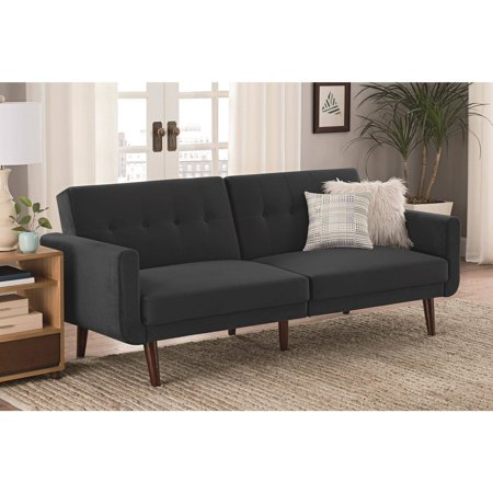 Better Homes And Gardens Nola Modern Futon Multiple Colors
