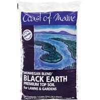 Coast Of Maine-Monhegan Blend Black Earth Premium Top Soil 1 Cubic