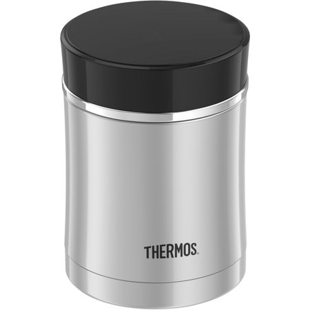 Thermos NS340BK004 16-Ounce Sipp Stainless Steel Food Jar (Black)