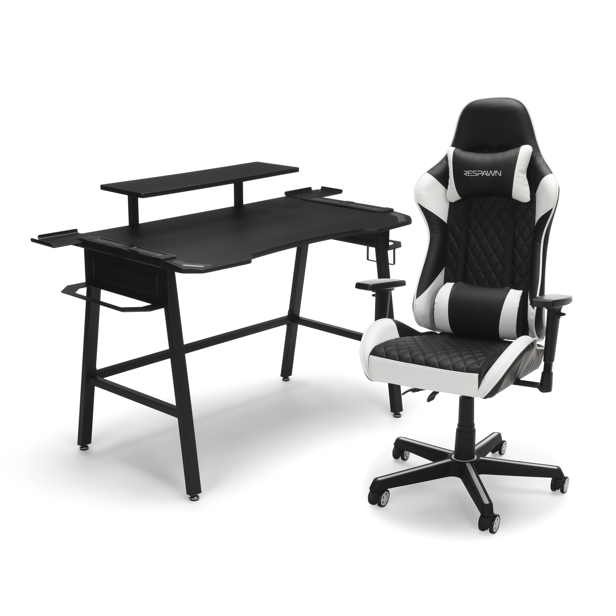 Respawn Gaming Chair Rsp 110 And Gaming Desk Rsp 1010 Bundle