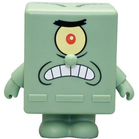 "SpongeBob Plankton Collectible 3"" Vinyl Figure"
