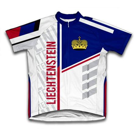 Liechtenstein ScudoPro Short Sleeve Cycling Jersey  for Women - Size XS