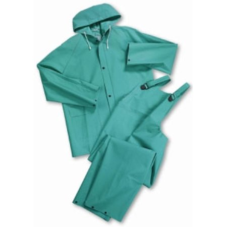Westchester 2 Piece 40 mm, Green Chemical Suits Size Medium - Party City Westchester
