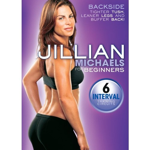 Jillian Michaels For Beginners: Backside