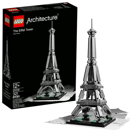 Tower Lego - LEGO LEGO Architecture The Eiffel Tower 21019