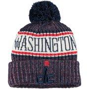 Washington Wizards New Era Youth Sport Pom Cuffed Knit Hat - Navy - OSFA