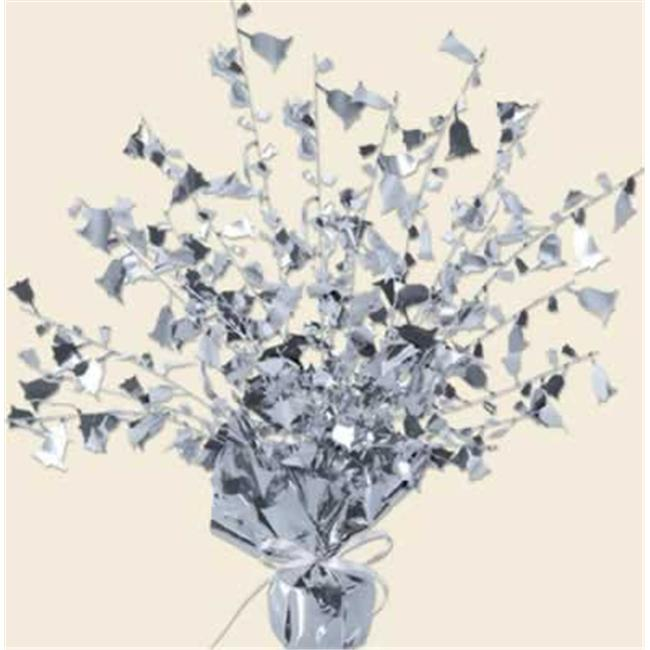 Beistle - 50808-S - Anniversary Gleam N Burst Centerpiece- Pack of 12