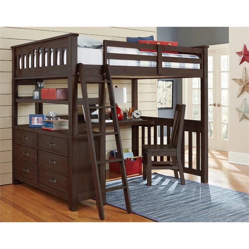 Kids Beds With Desk Desk Loft Beds