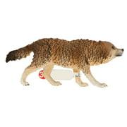Schleich Wild Life, Wolf Toy Figure