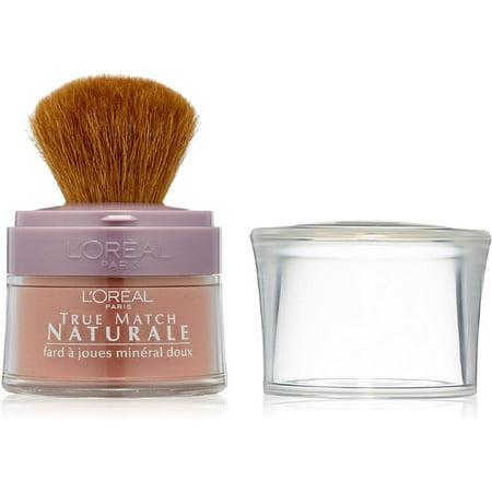 Loreal Paris True Match Gentle Mineral Blush  Bare Honey  492  0 15 Oz  Pack Of 2