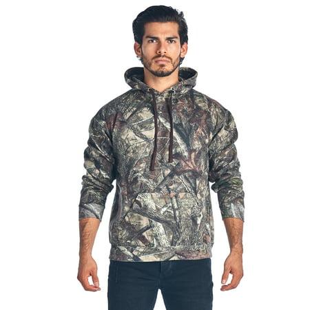 Camo Hunting Hoodie Sweatshirt Sizes S-5XL Camouflage Authentic True Timber (Desert Camo Sweatshirt)
