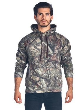 Product Image Camo Hunting Hoodie Sweatshirt Sizes S-5XL Camouflage Authentic True Timber