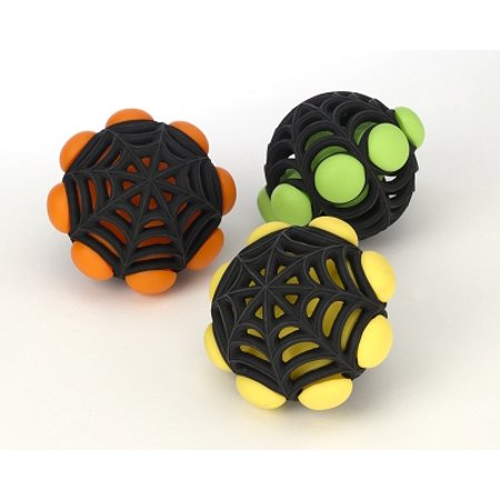 JW Pet Arachnoid Ball, Assorted Colors
