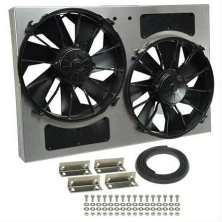 Electric Dual Ho Dual with Shrouded Fan - image 1 de 1