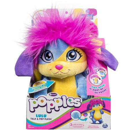 Popples Talk and Pop 11