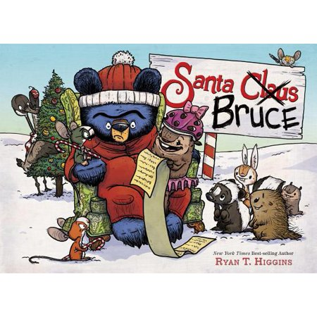 Bruce Jenner Halloween (Santa Bruce (Hardcover))