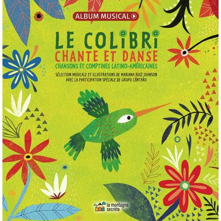 Le colibri chante et danse : Chansons et comptines latino-américaines - Les Comptines D'halloween