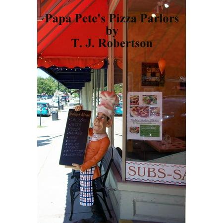 Papa Pete's Pizza Parlors - eBook - Papa Murphy's Halloween Pizza