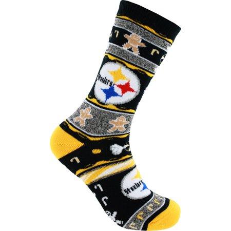 Pittsburgh Steelers Ugly Christmas Socks