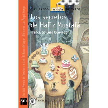 Los Secretos de Hafiz Mustafá [Plan Lector Infantil] Ebook - eBook - Musica De Halloween Infantil