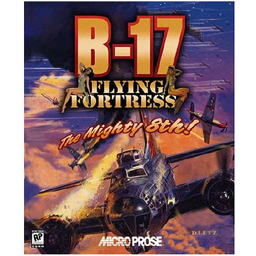 Tommo 58411002 B-17 Flying Fortress (PC/MAC) (Digital Code)