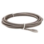 Ridgid C-1Ic Sink Cable With Bulb Auger, Inner Core Type, 5/16 In. X 25 Ft.