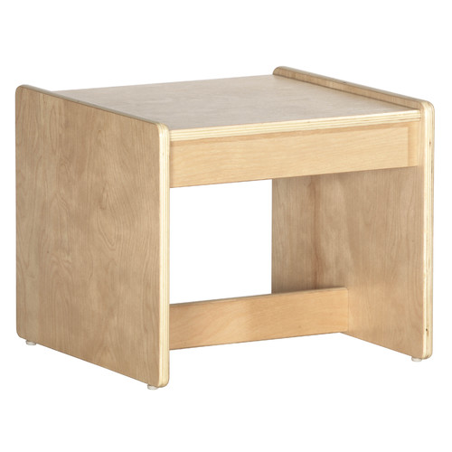 Birch Living Room, End Table -Component by Early Childhood Resources