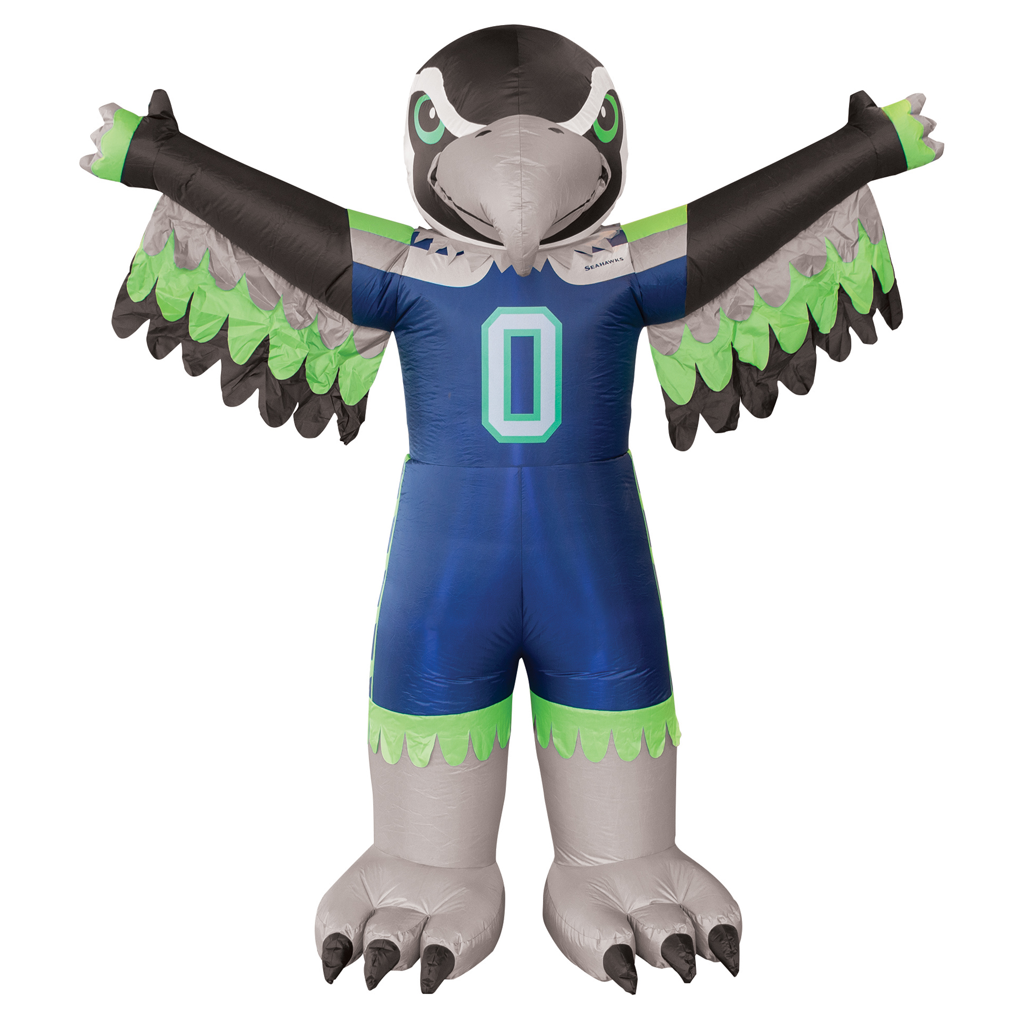 Seattle Seahawks Inflatable Mascot No Size Walmart Com