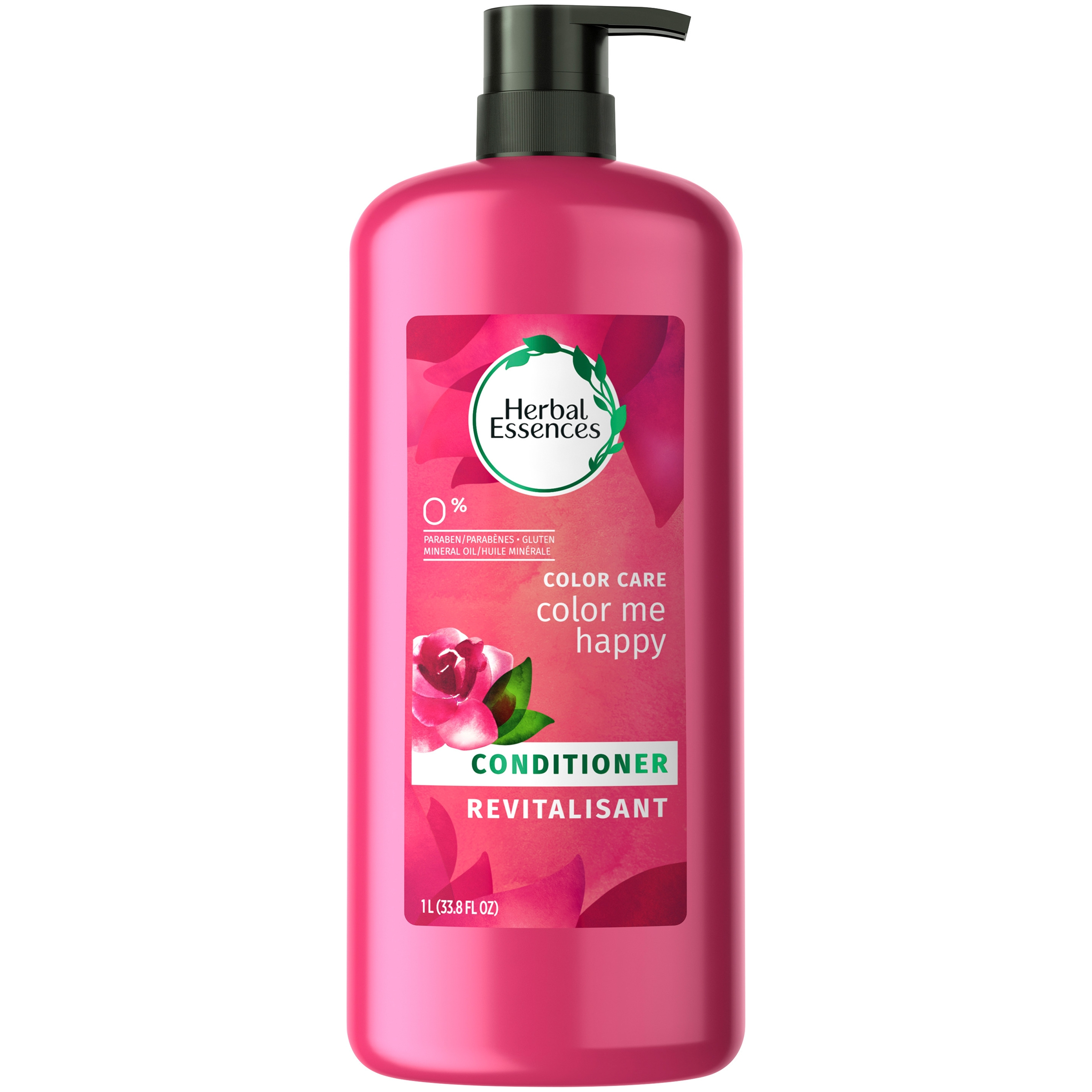 Herbal Essences Color Me Happy Color Safe Conditioner 33.8 fl. oz. Pump