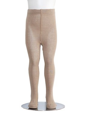 Khaki Piccolo Heavyweight Opaque Toddler Little Girls Tights 2T-16