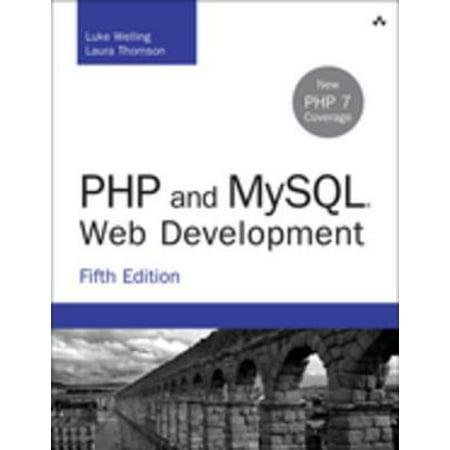 PHP and MySQL Web Development - eBook