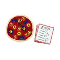 Excellerations Shapes & Counting Pizzeria (Item # SHPIZZAS)