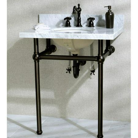 Kingston Br Templeton 12 Console Bathroom Sink