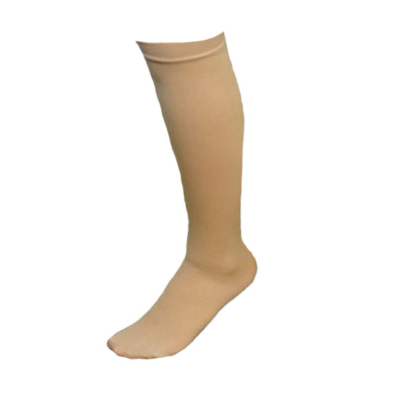Venosan Anti-Embolism Closed Toe Knee Highs - 18 mmHg  Reg SM570