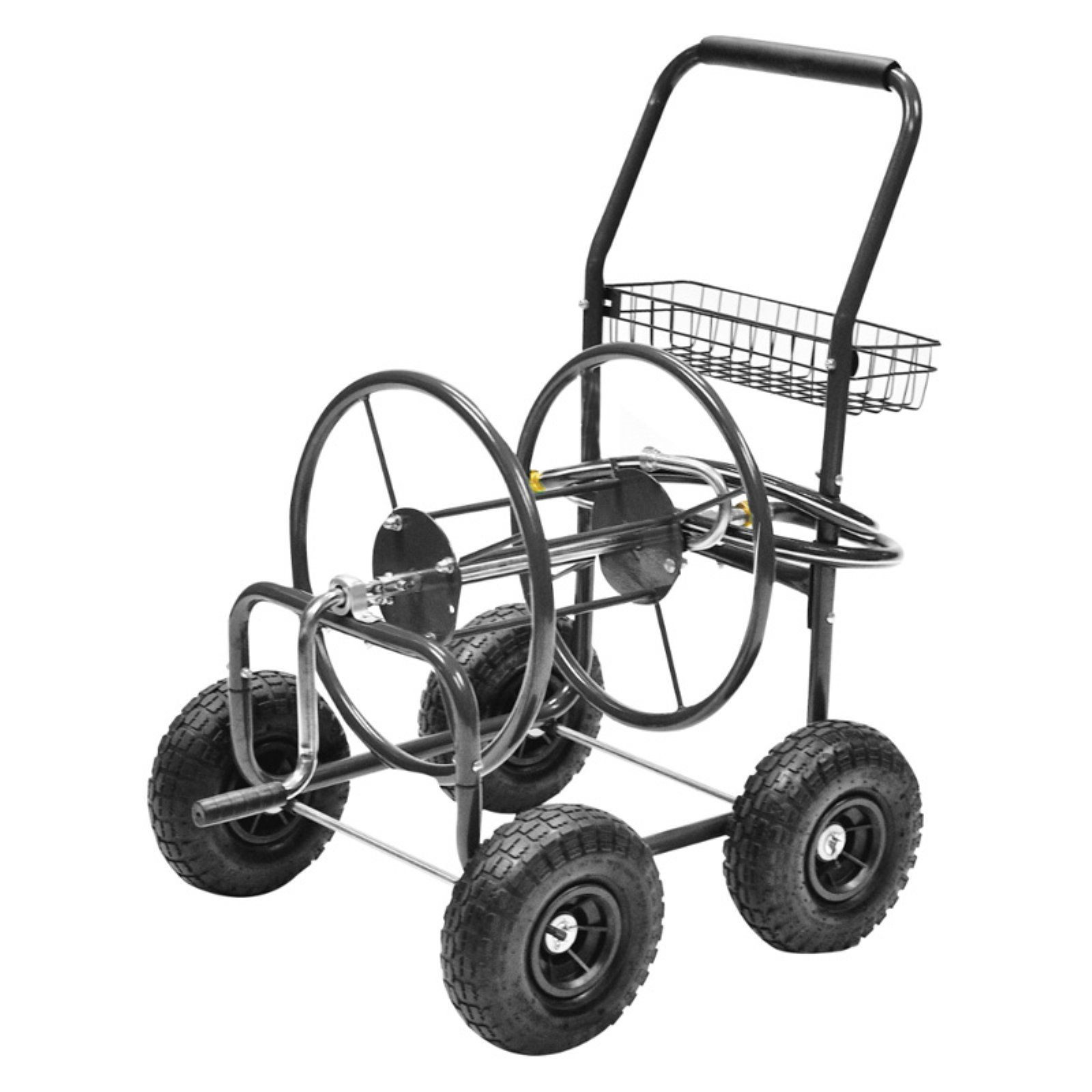 Precision Products 250 ft. Hose Reel Cart by Precision Products