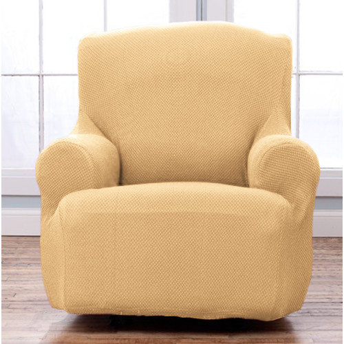 Savannah Collection Form Fit Slipcover By Home Fashion Designs