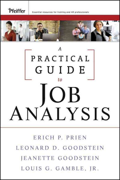 a practical guide to job analysis walmart com rh walmart com A Practical Guide to Racism A Practical Guide to Monsters