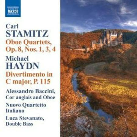 Oboe Quartets Op 8 Nos 134