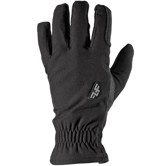Line of Fire 2-TS-DBD-BLK-XL Men's Foliage Double Down Gloves Touch Screen - XL